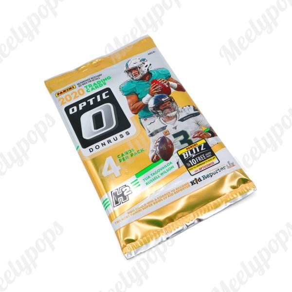 2020 Panini Donruss Optic Football Hybrid pack
