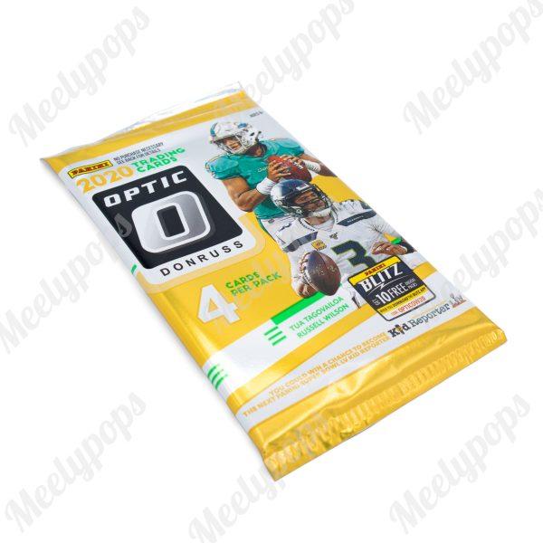 2020 Panini Donruss Optic Football pack