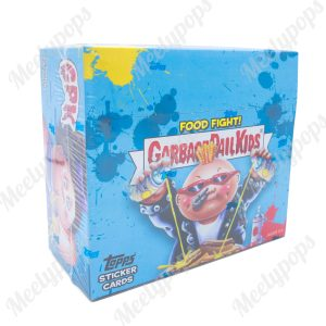2021 Topps Garbage Pail Kids Foot Fight! Collector Edition box