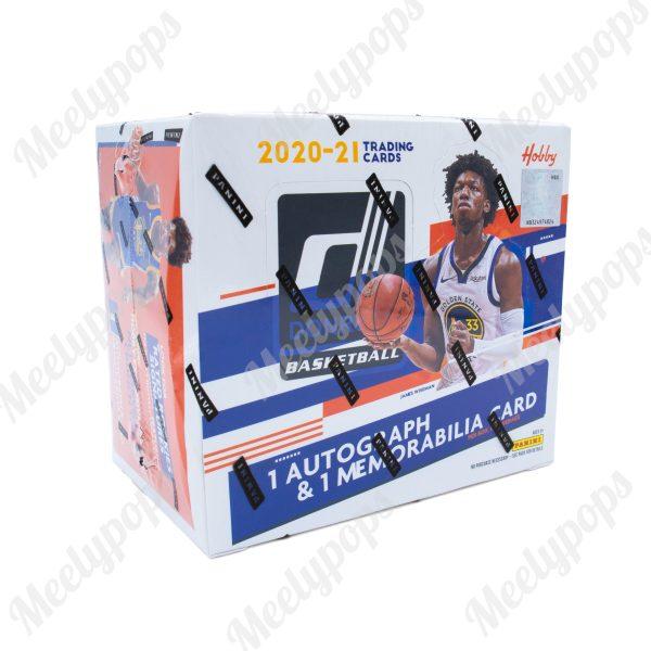 2020-21 Panini Donruss Basketball box