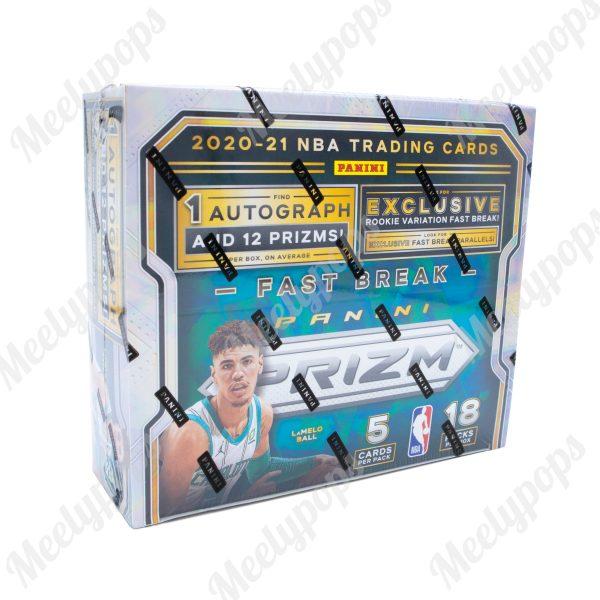 2020-21 Panini Prizm Basketball box
