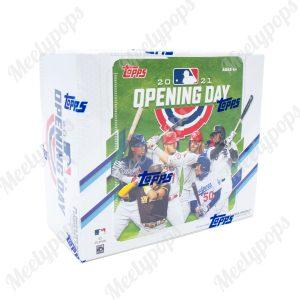 2021 Topps Opening Day Baseball Box