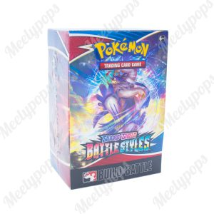 Pokemon Sword and Shield Battle Styles Build and Battle Deck Box