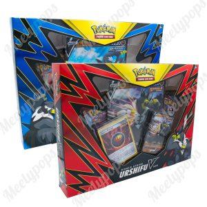 Pokemon Sword and Shield Battle Styles Urshifu Rapid Strike V box