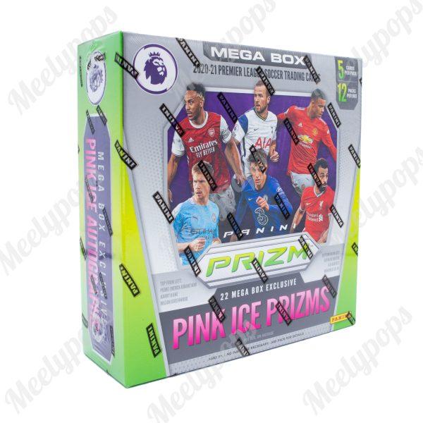 2020-21 Panini Prizm English Premier League Soccer Mega box