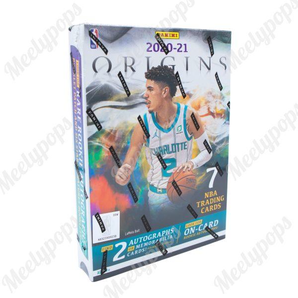 2020-21 Panini Origins Basketball box