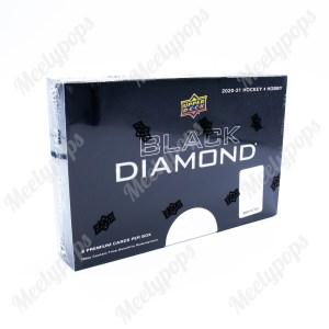 2020-21 Upper Deck Black Diamond Hockey box