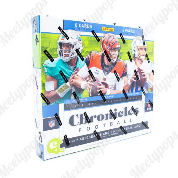 2020 Panini Chronicles Football box