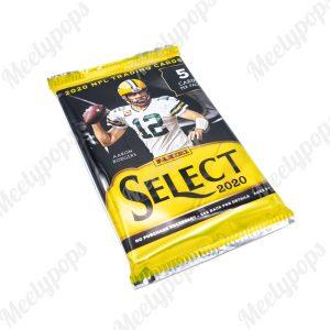 2020 Panini Select Football pack