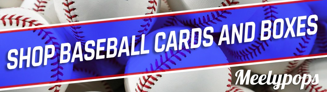 Shop Baseball Cards and Boxes