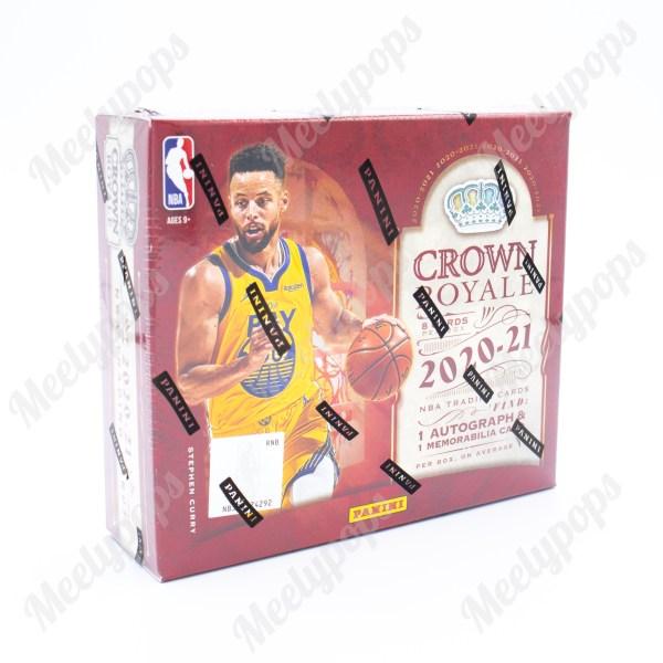 2020-21 Panini Crown Royale Basketball box