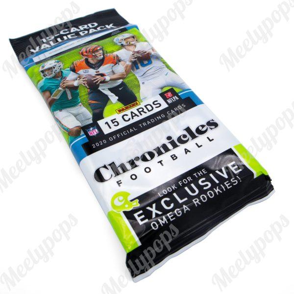 2020 Panini Chronicles NFL Blaster pack