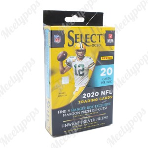 2020 Panini Select Football Hanger box
