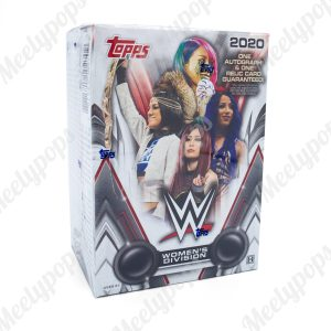 2020 Topps WWE Women's Division box