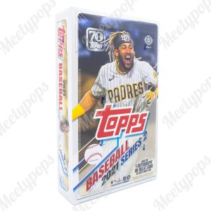 2021 Topps Series 2 Baseball box
