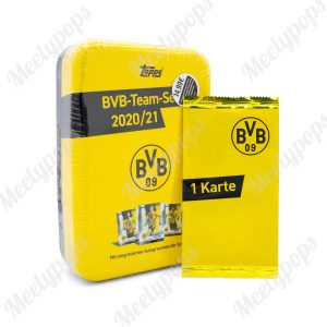 2020-21 BVB Dortmund Soccer Team Set