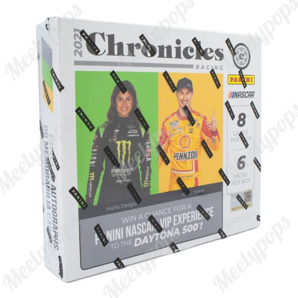 2021 Panini Chronicles Racing Box