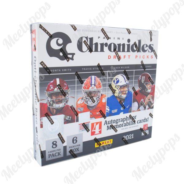 2021 Panini Chronicles Draft Picks Football Box