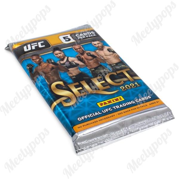 2021 Panini Select UFC pack