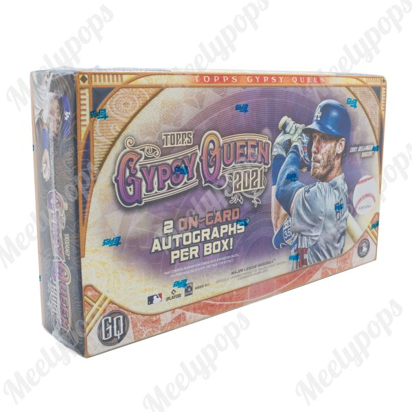 2021 Topps Gypsy Queen Baseball box