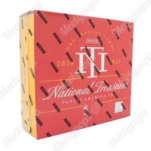 2020-21 Panini National Treasures Basketball box