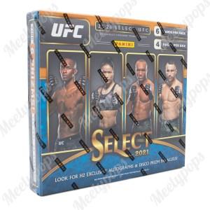 2021 Panini Select UFC Hybrid H2 Box