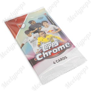 2021 Topps Chrome MLS Soccer pack