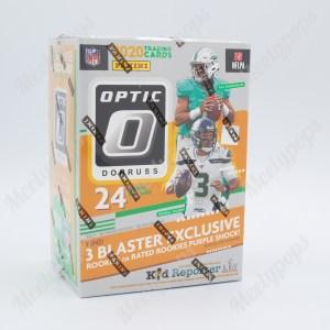 2020 Panini Donruss Optic Football Blaster Box