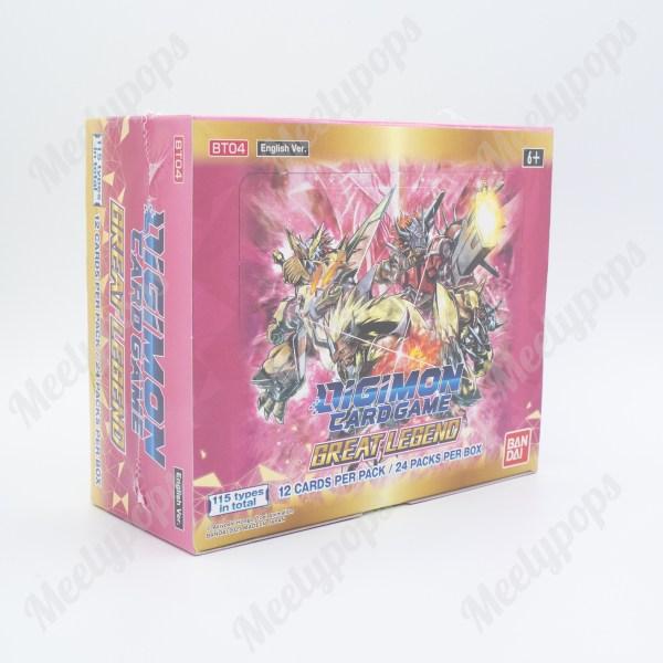 Digimon Great Legend Booster Box