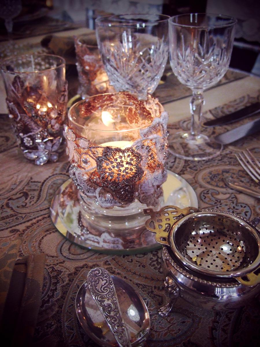 Gloriously Vintage Wedding Fair Meeni