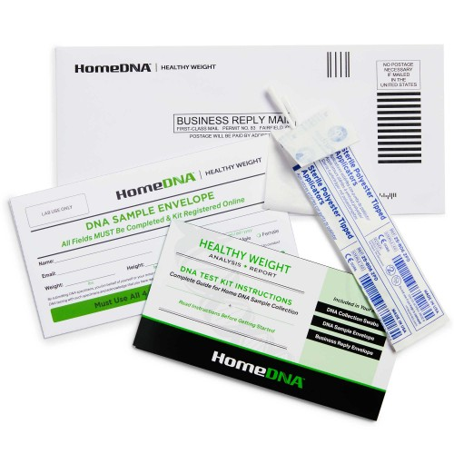 DNA Diagnostic Center DDC HomeDNA HealthyWeight Contents