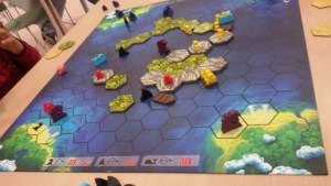The Island. Los rojos casi aniquilados