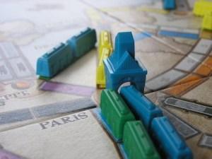 Aventureros al tren. Edición europa. 7 y 10 años. 3 jugadores.