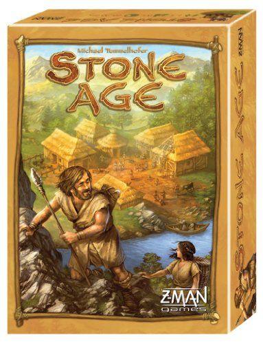 Stone Age. Portada.