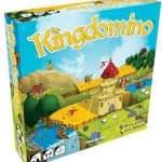 Kingdomino. 4 jugadores. 11, 8 y 7 años.
