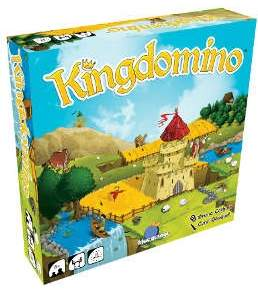 Kingdomino. Caja del juego