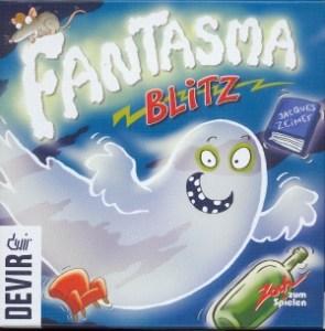 Fantasma Blitz. Portada