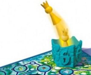La torre encantada. La princesa voladora!!!