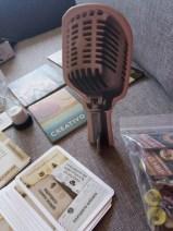 Días de Radio. Micrófono