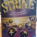 Strike. 5 jugadores. 9 y 12 años.