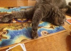 Jamaica. Percy se une a la partida cual Kraken!