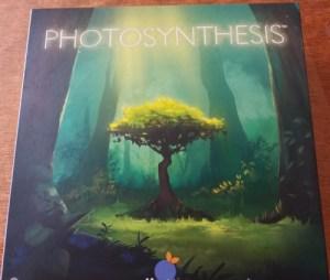 Photosynthesis. Caja del juego