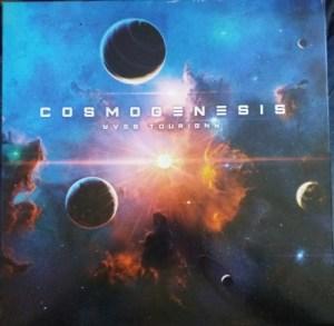 Cosmogénesis. Caja del juego
