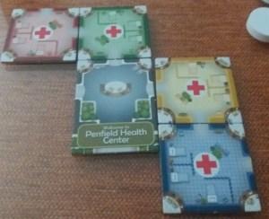 Quarantine. Mi hospital al inicio
