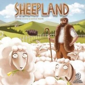 Sheepland. Portada del juego