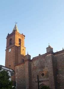 III Jamón Jugón. El sol alcanzando la iglesia