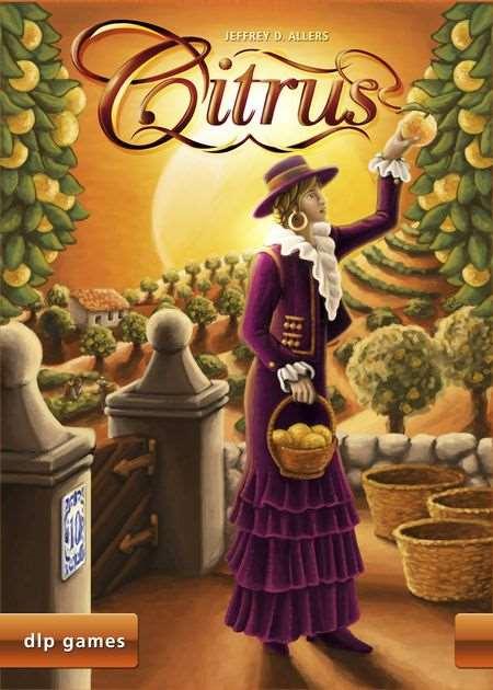 Citrus. Caja del juego