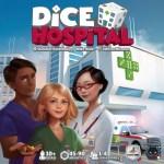 Dice Hospital. Juego de 1 a 4 jugadores para más de 10 años. (MeeplesYPeques)
