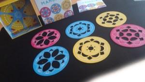 Magic Mandala. Las seis caras de los rondeles de jugador