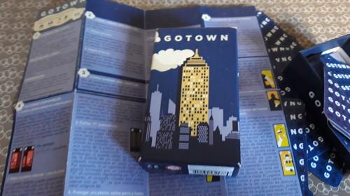 GoTown. Caja abierta